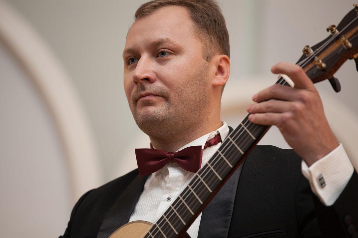 Концерт Евгения Финкельштейна (Москва) и Григория Новикова (Нижний Новгород).